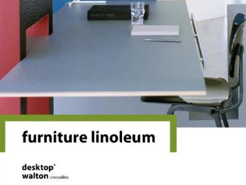 Furniture Linoleum brochure